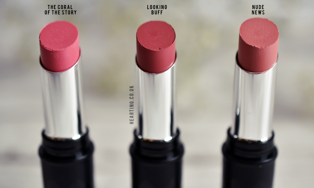 SEVENTEEN Mega Matte Lipsticks | First impressions and review of the SEVENTEEN Mega Matte lipsticks