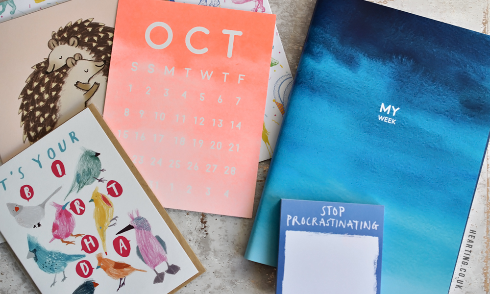 Papergang #6 | Unboxing and first impressions of my September Papergang Stationery Subscription Box