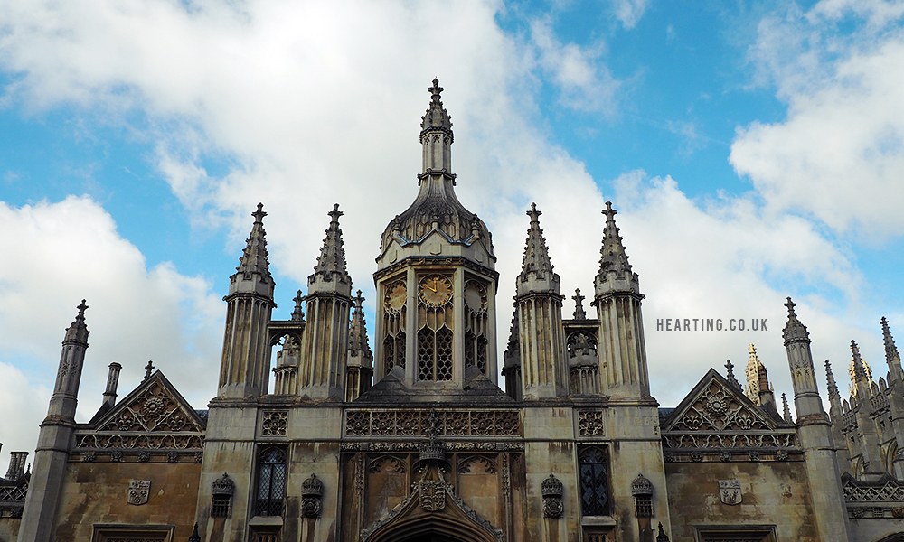Photo Diary: Cambridge