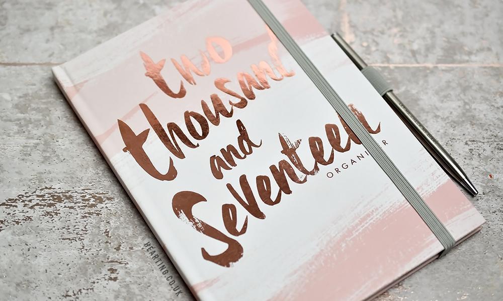 3 Diaries For 2017 | Next 2017 Organiser
