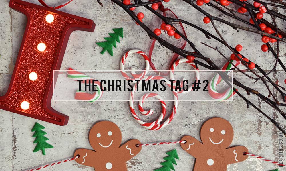 The Christmas Tag #2