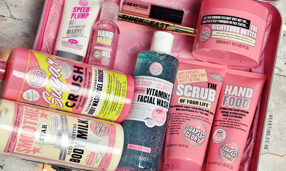 Soap & Glory The Whole Glam Lot Gift Set