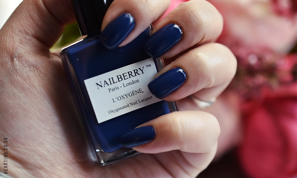 Nails #85 | Nailberry Number 69