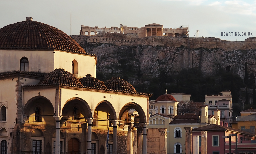 10 things I learnt from my weekend in Athens