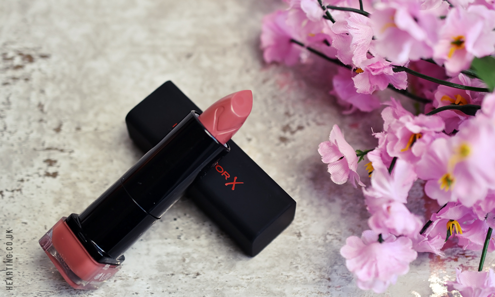 Little Treats #6 | Max Factor Velvet Matte Lipstick