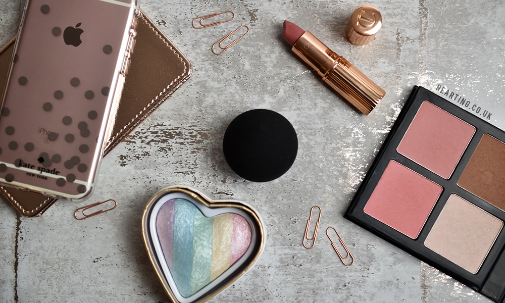 Hearting Lately #7 | The beauty and lifestyle items I've been hearting lately