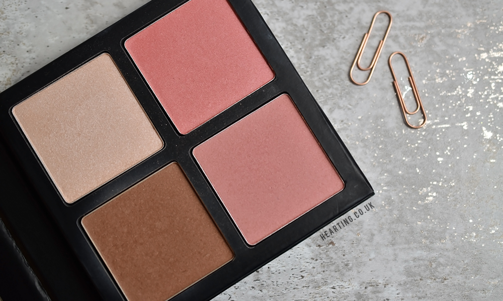 Hearting Lately #7 | Collection #BlushandGlow Palette