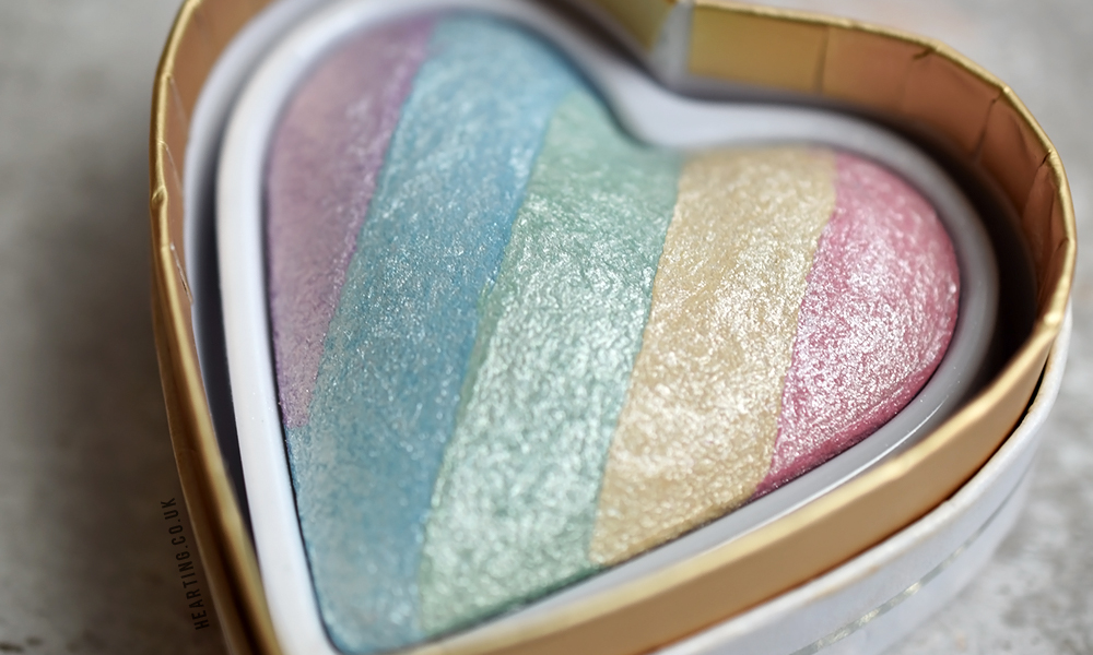 Hearting Lately #7 | Makeup Revolution I Heart Makeup Unicorns Heart