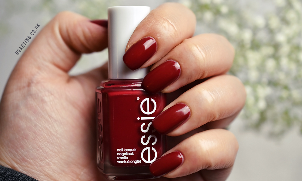 Nails #86 |  Essie Party On A Platform