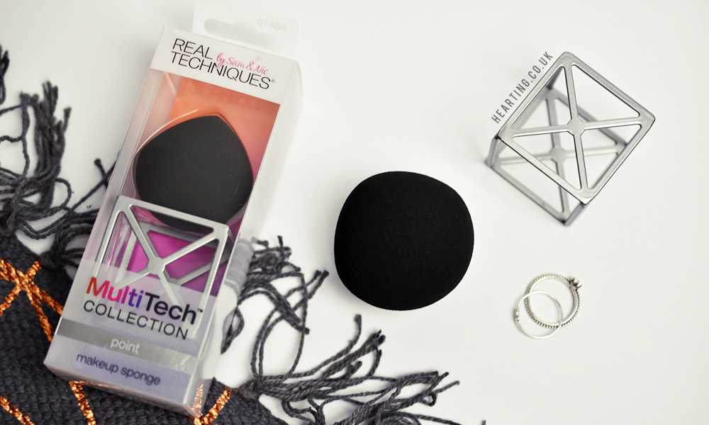 Real Techniques MultiTech 360 Point Makeup Sponge