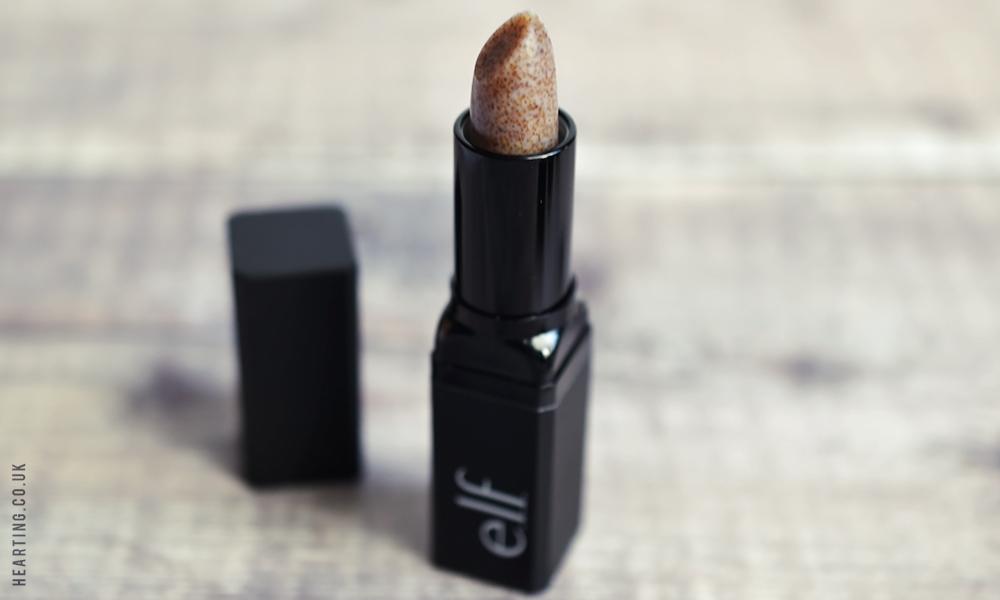 Little Treats #7   ELF Lip Scrub Exfoliator