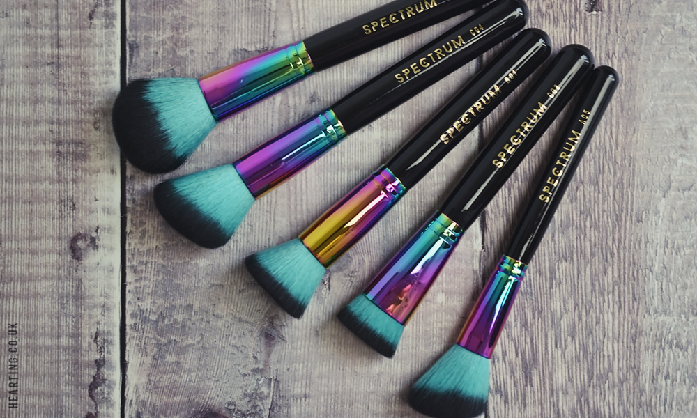 Little Treats #7 | Spectrum  Siren 5 Piece Sculpt Brush Set