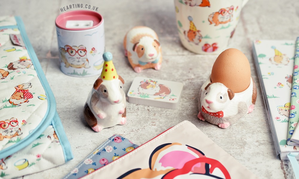 Obsessing Over the Cath Kidston Pets Party Collection