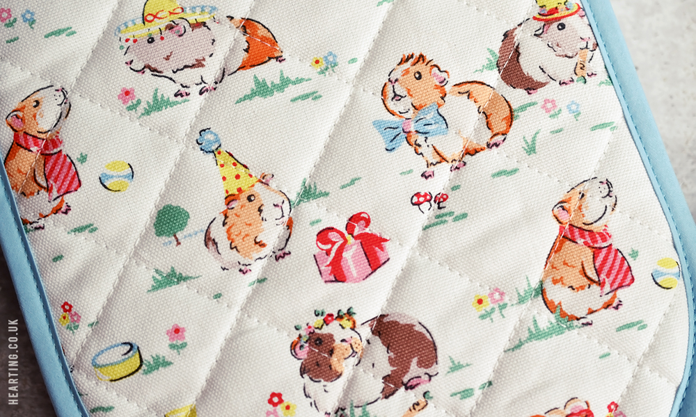 Obsessing Over the Cath Kidston Guinea Pig Pets Party Collection