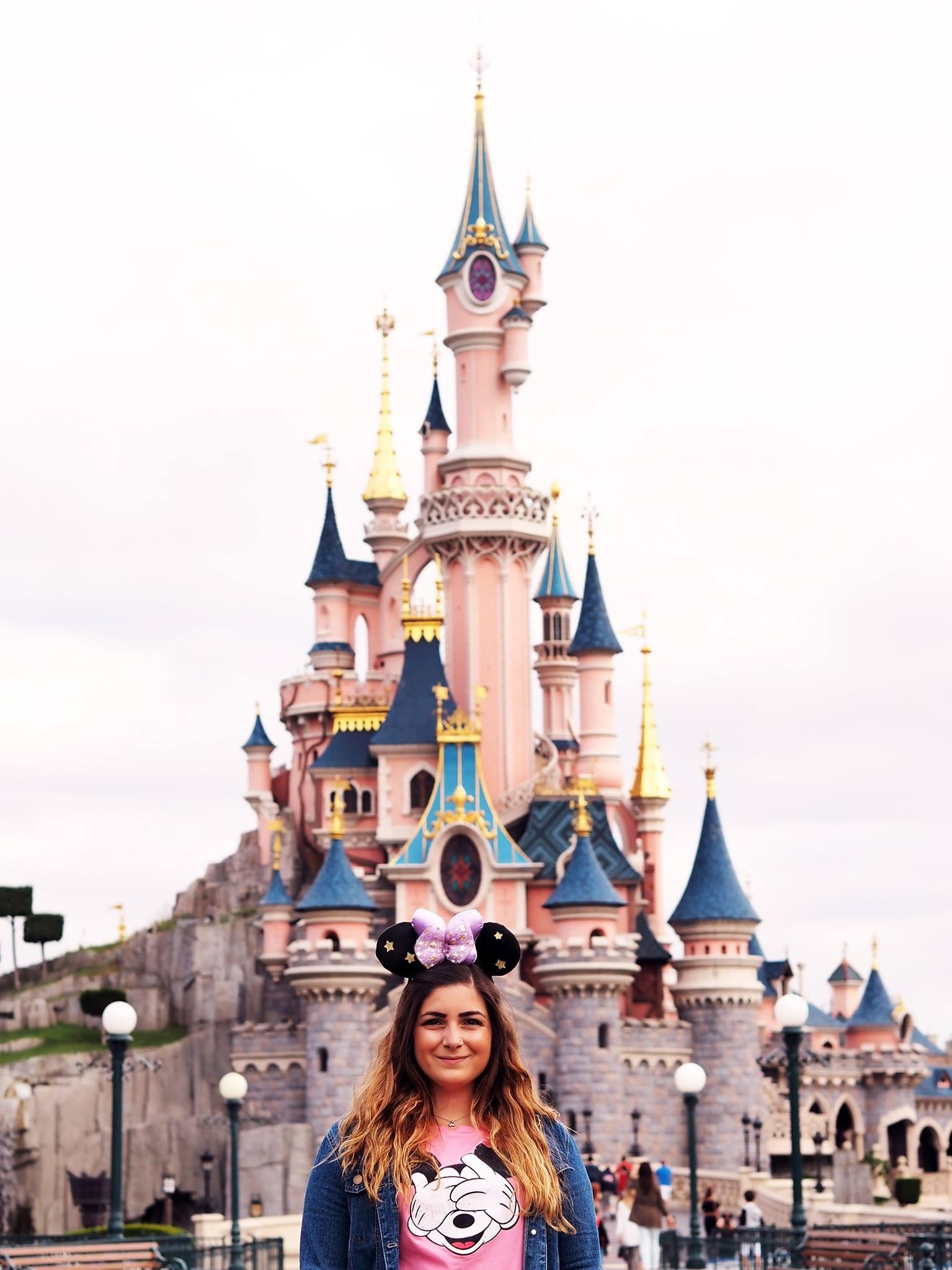 Ioanna | Disneyland Paris 2017