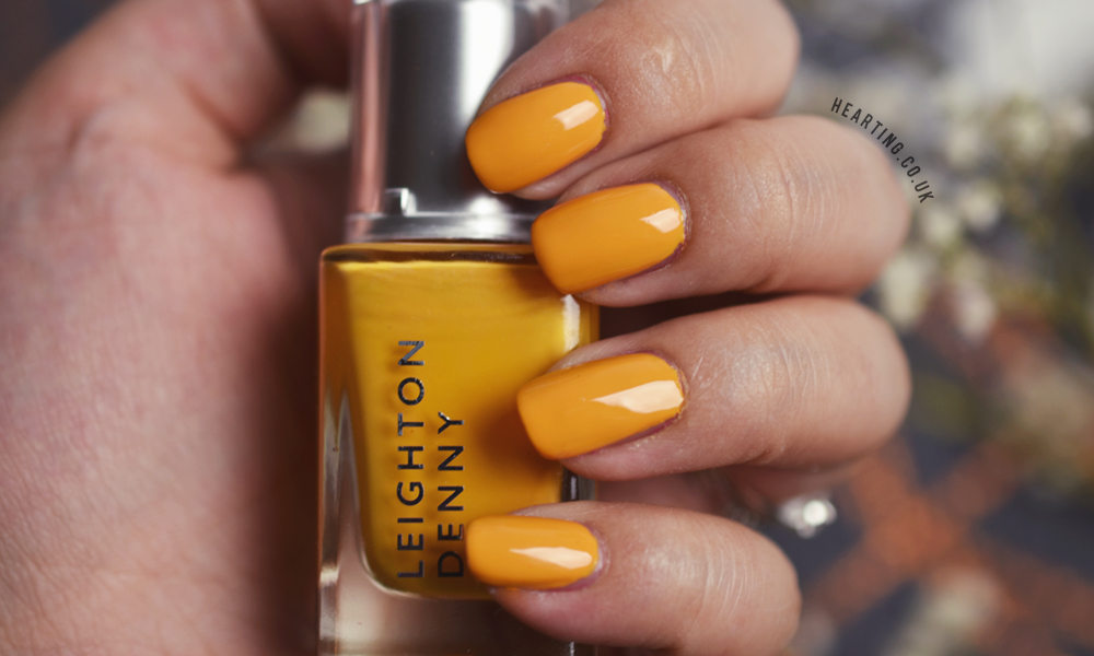 Nails #87 | Leighton Denny Nothing But Sand and Giveaway