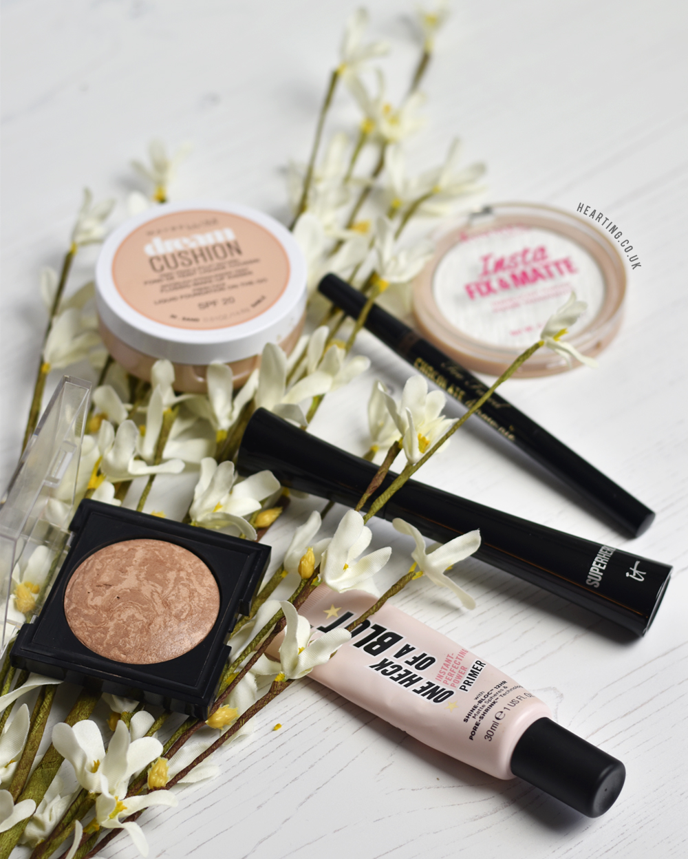 My Current Everyday Makeup Favourites