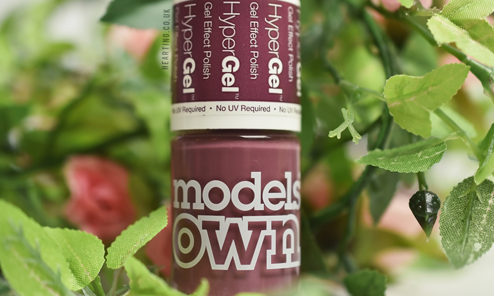 Nails #90   Models Own Hypergel Twilight Collection Shade Heather