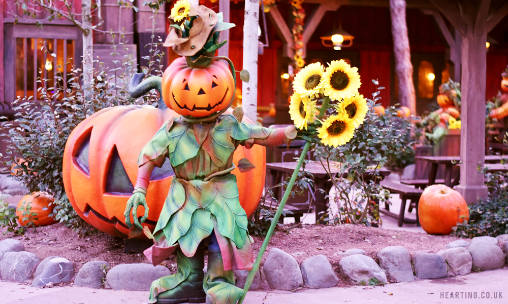 Photo Diary: Halloween Details at Disneyland Paris 25th Anniversary 2017