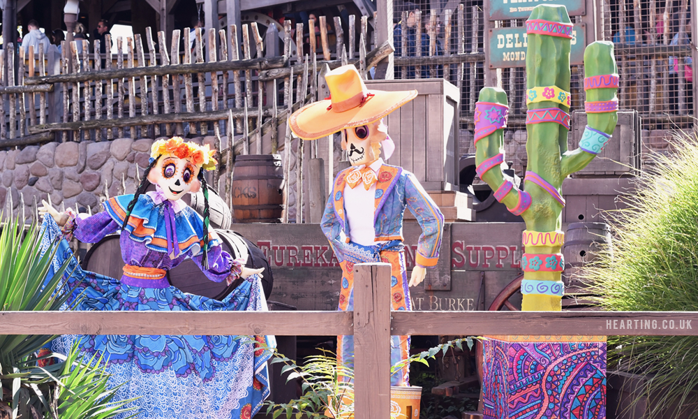Photo Diary: Halloween Details at Disneyland Paris 25th Anniversary 2017