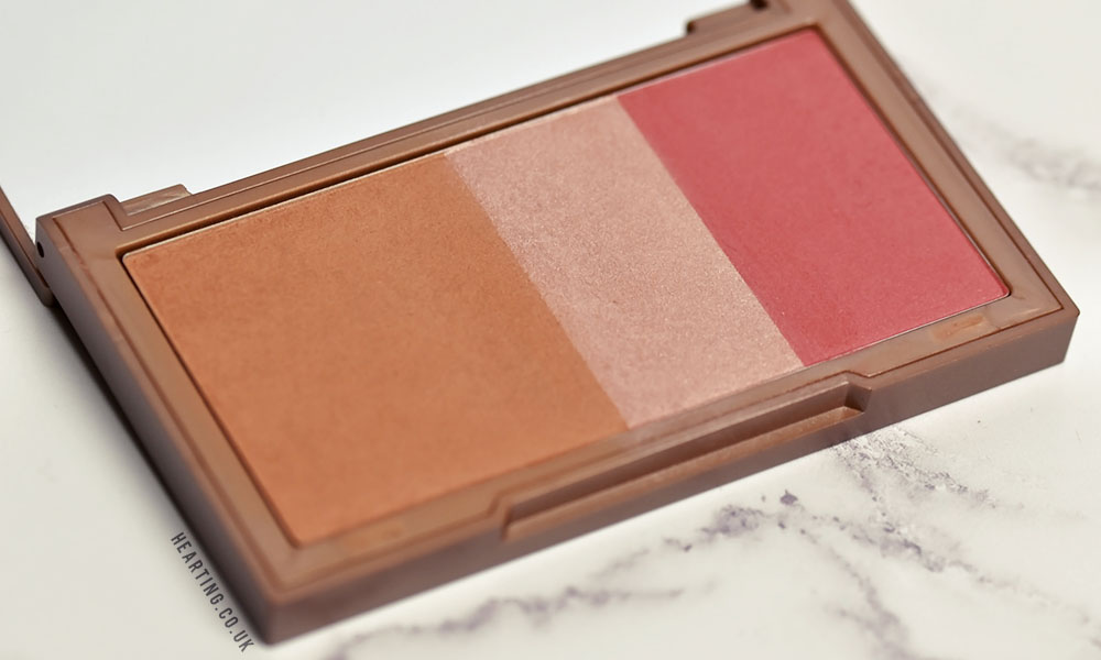 Urban Decay Naked Flushed Palette in Naked