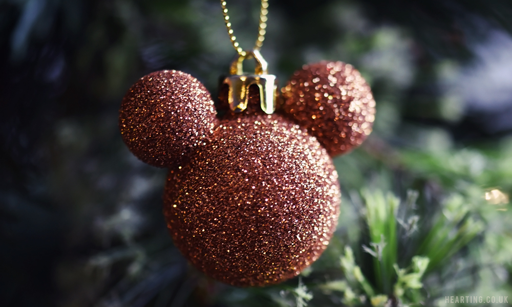 Photo Diary: Our Disney Christmas Tree