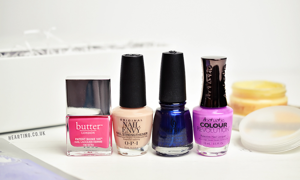 Mani and Lola January Edit #3 Nail Polish Subscription Box