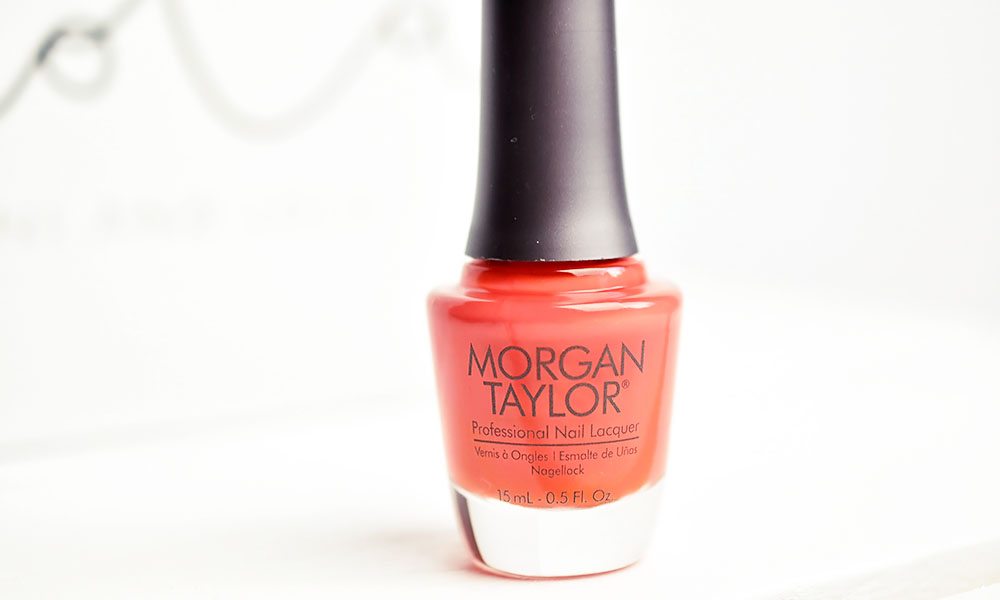 Mani and Lola October Edit #12 | Morgan Taylor Sweet Escape