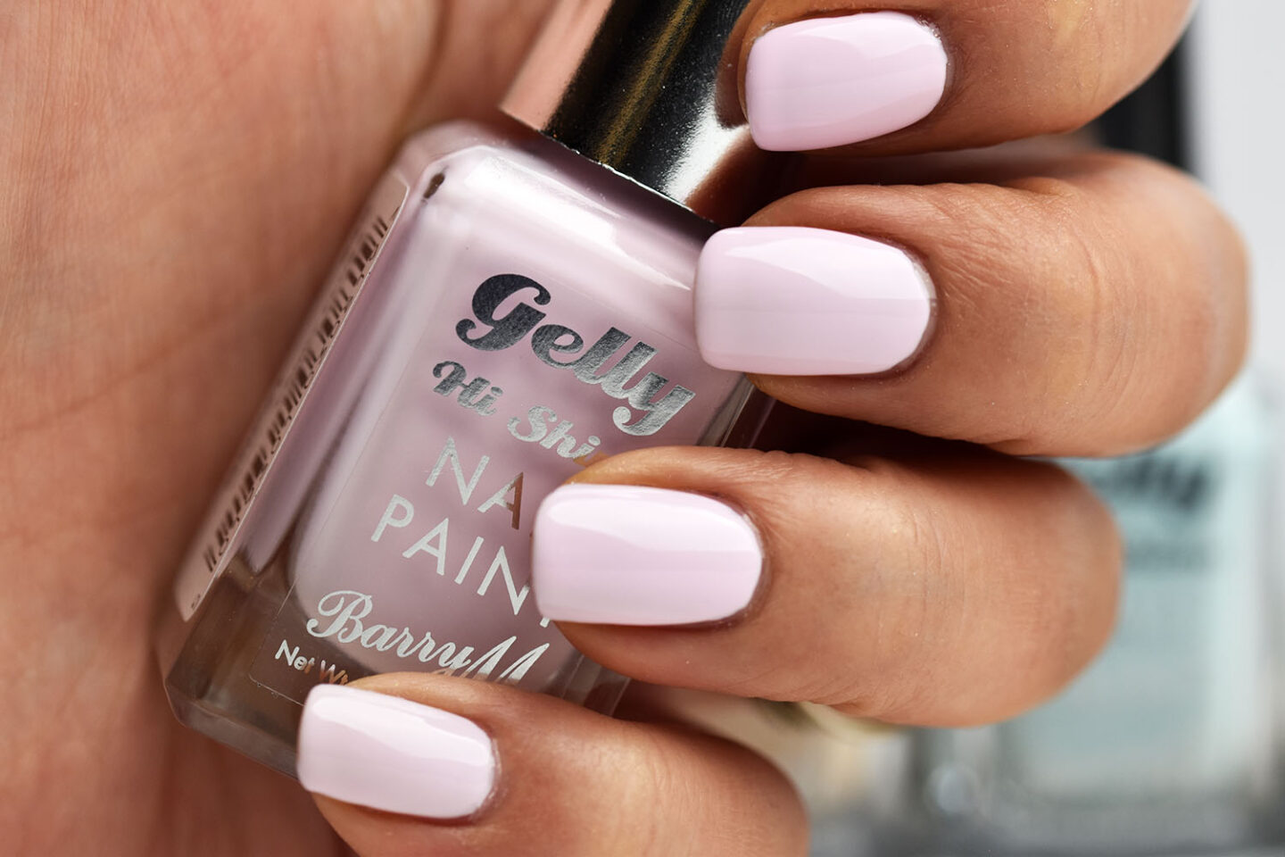Barry M Gelly Spring Shades 2020 | Candy Floss