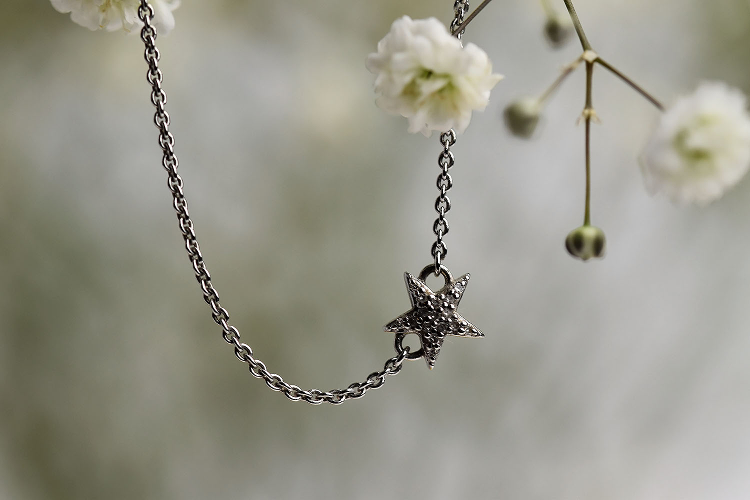 My current silver jewellery favourites | Links of London Star bracelet